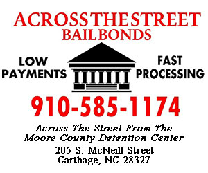 Across Street Bail Bond Redesign