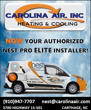 Carolina Air Ad August 18