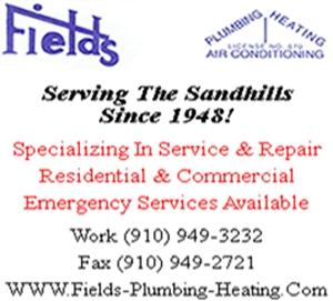 Fields plumbing