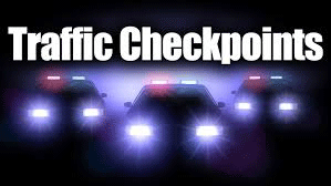 traffic checkpoint