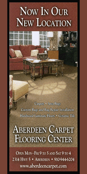 Aberdeen Carpet 300x600