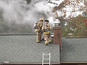 Whispering Pines Fire