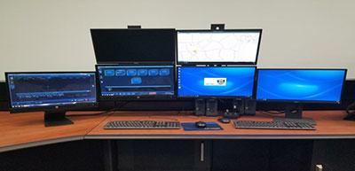 E-911 center